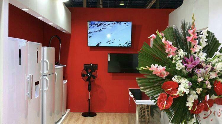 نمایشگاه بین المللی مشهد شرکت جی سان 4